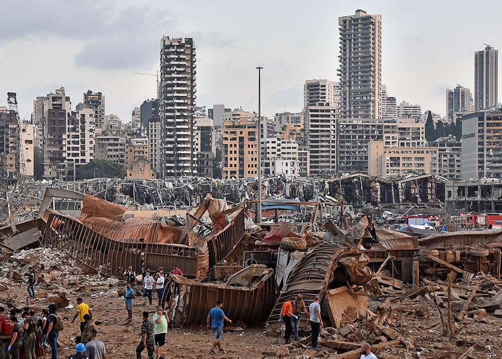 373270_Beirut / AFP