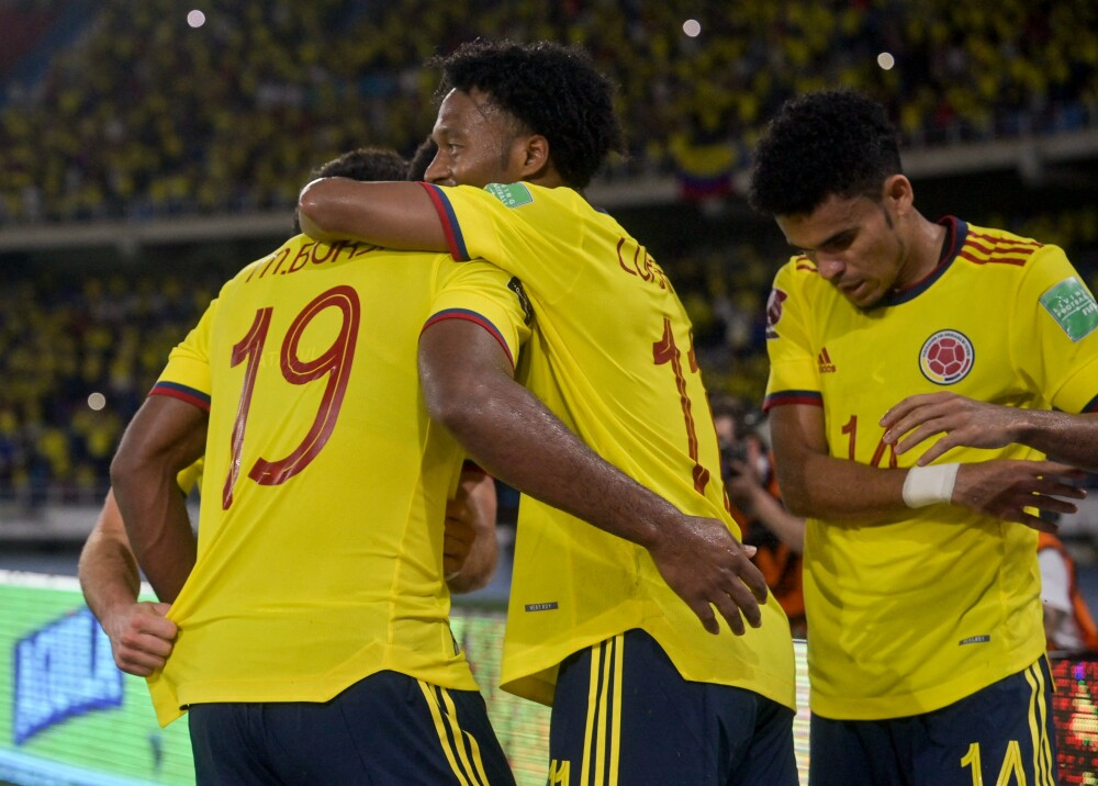 Colombia venció a Chile Foto AFP.jpg