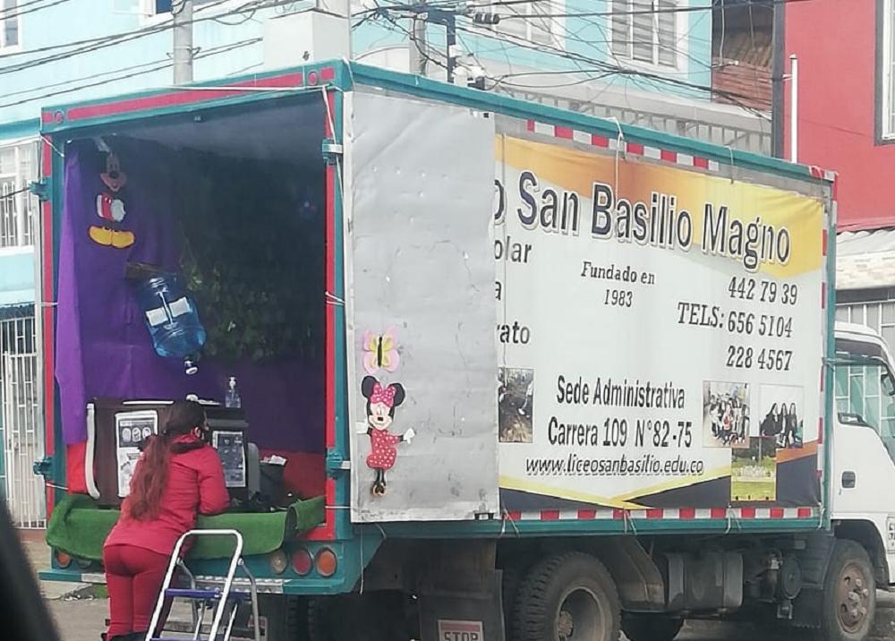 372396_Liceo San Basilio Magno. Foto suministrada