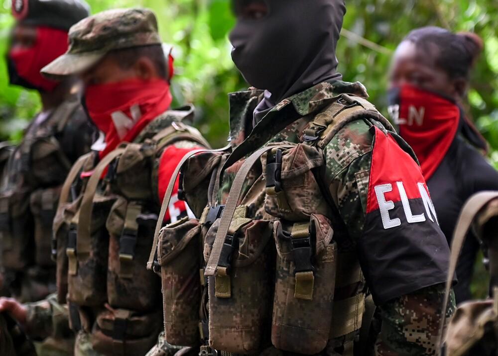 355831_ELN - Foto: AFP