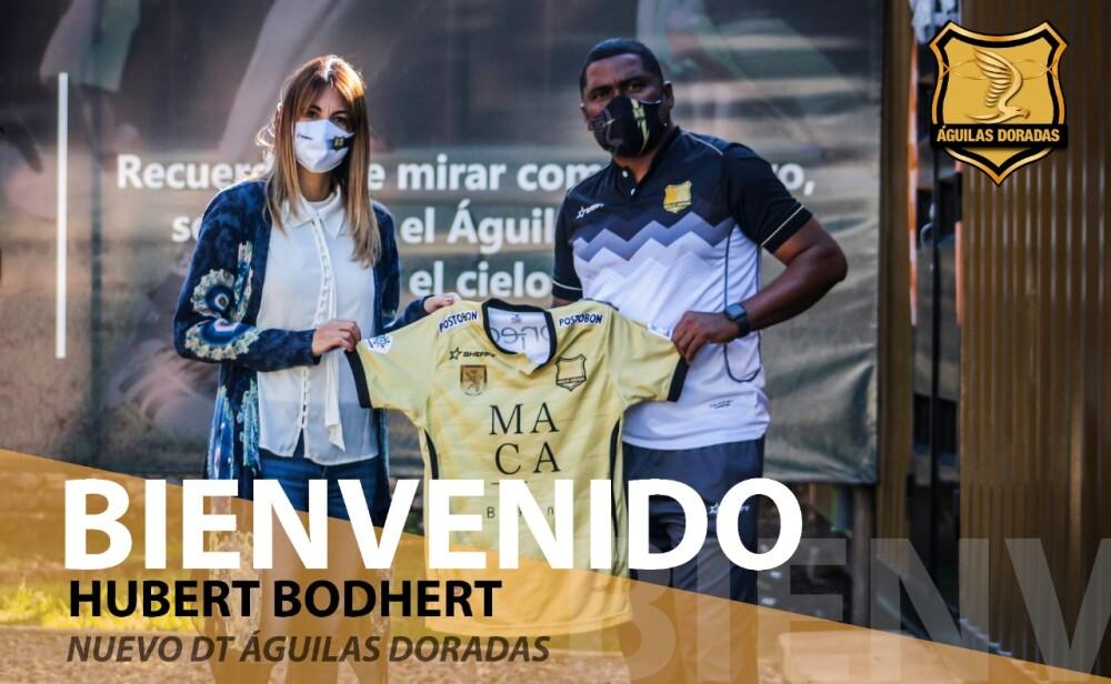 Hubert Bodhert Aguilas Doradas