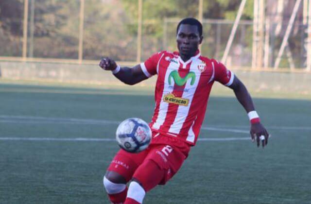 334981_Yohn Géiler Mosquera juega para Real Estelí