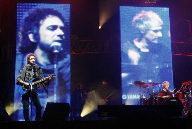 Soda Stereo / Colprensa.
