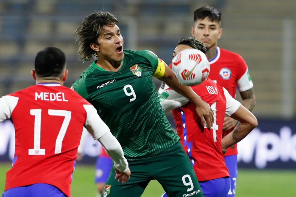 Chile v Bolivia - FIFA World Cup 2022 Qatar Qualifier