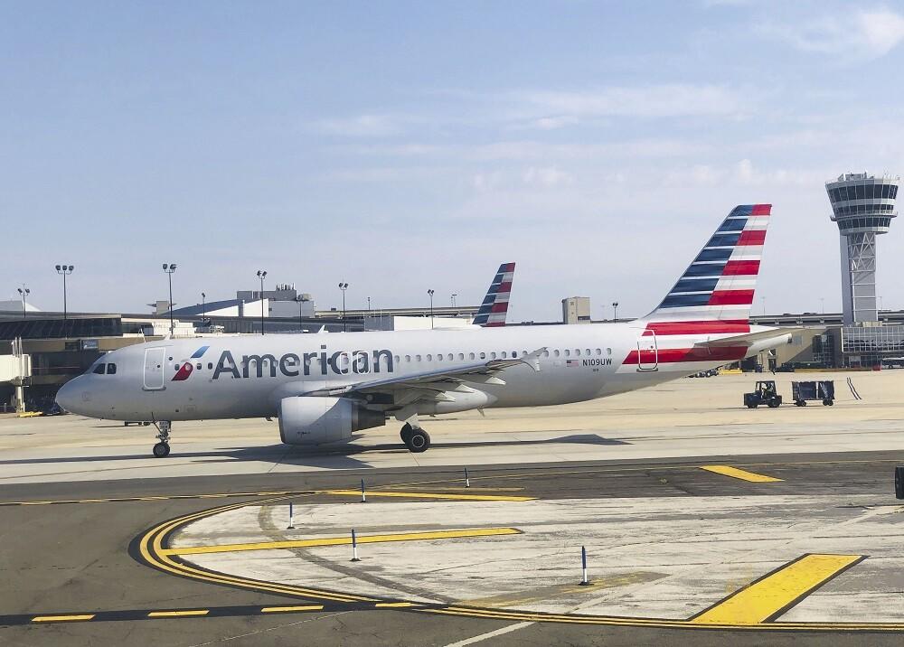 342995_BLU Radio // Avión American Airlines // Foto: AFP