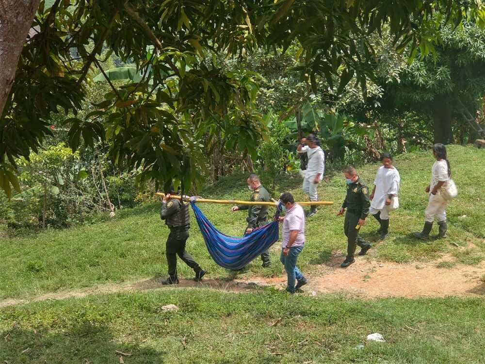 enfrentamientos entre indigenas en santa marta.jpeg