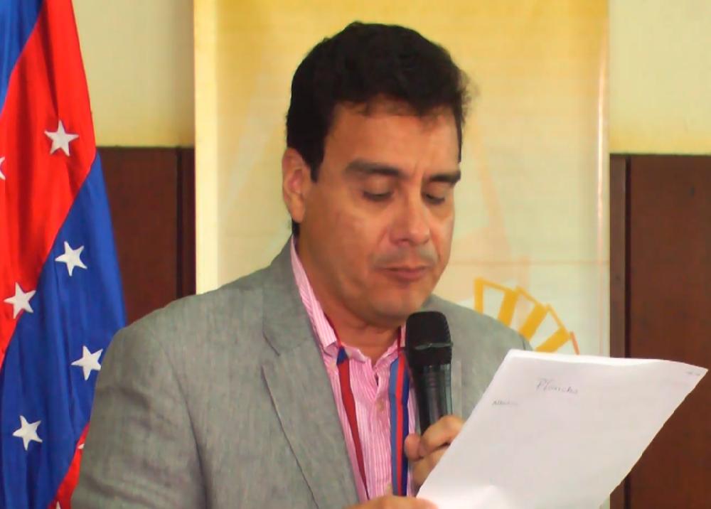 261759_Ramsés Vargas Lamadrid durante su intervención. Foto: Prensa Uniautónoma.