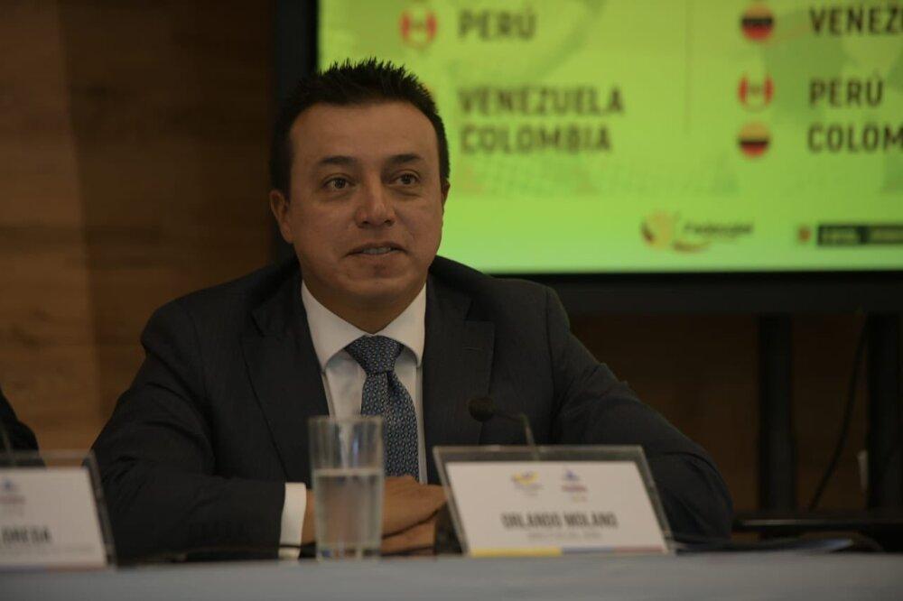 Orlando Molano, exdirector del IDRD, nuevo director de Parques.jpg