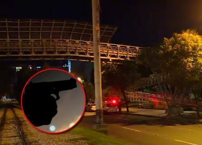 354749_Médico mató a tres presuntos ladrones en Bogotá - Foto Noticias Caracol