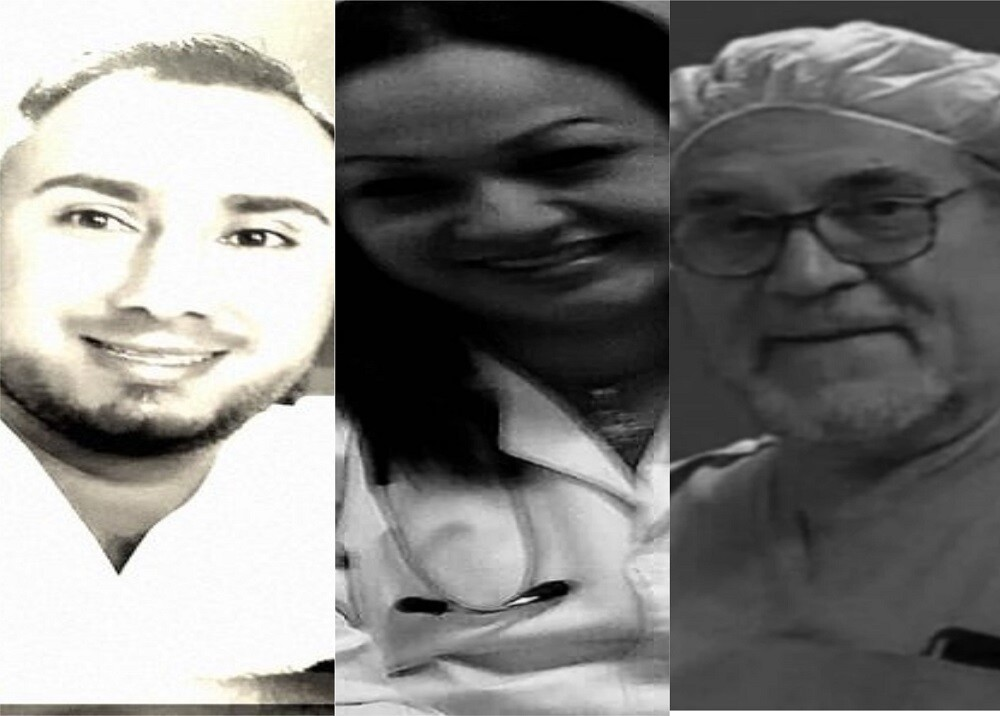 Trabajadores de la salud, víctimas del coronavirus en Santander