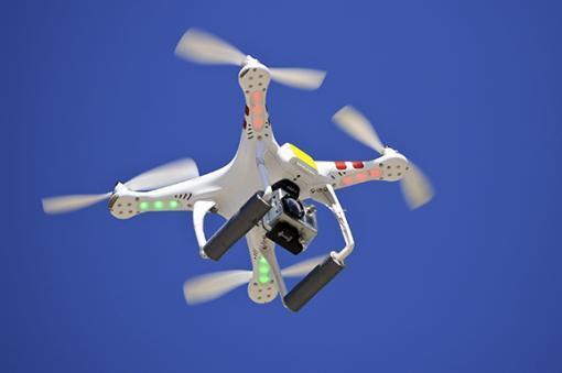 20534_BLU Radio. Dron / Foto de referencia: AFP