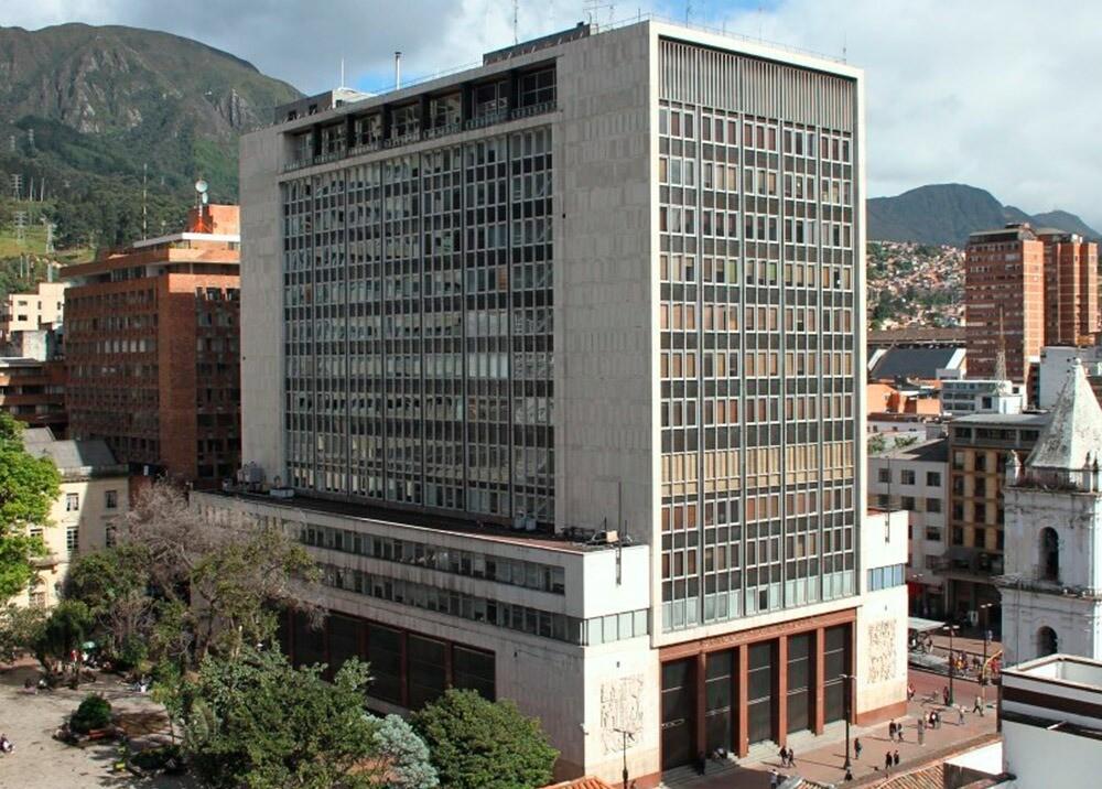 Sede principal del Banco de la República // Foto: Flickr BanRepública