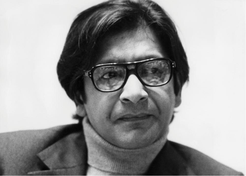 313022_BLU Radio.Vidiadhar Surajprasad Naipaul/Foto: AFP