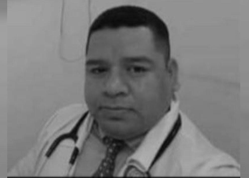 Médico falleció a causa del coronavirus