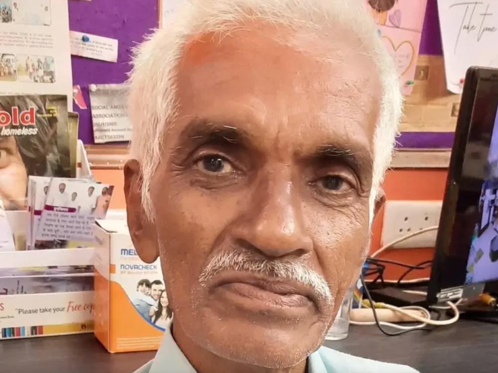 Hombre que pretendió estar muerto durante 45 años