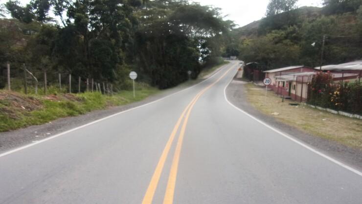 Carretera, vía