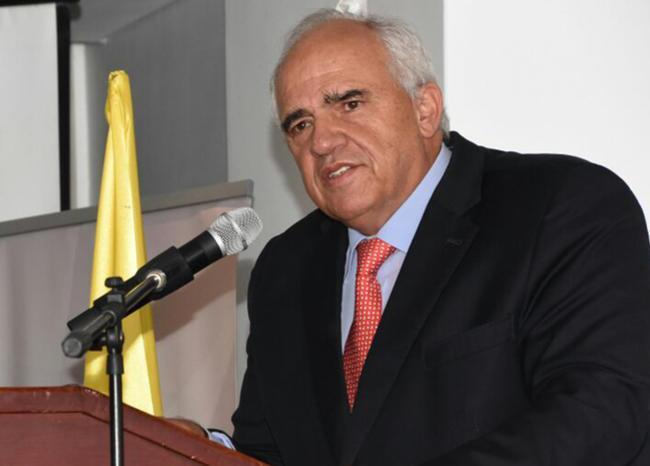 369920_BLU Radio. Expresidente Ernesto Samper / Foto: Gobernación de Antioquia