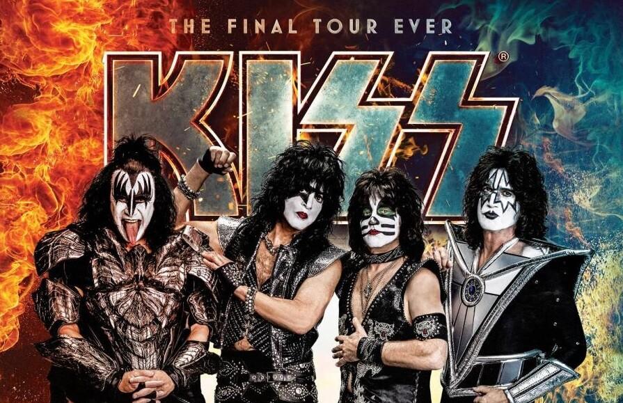 Concierto de Kiss en Colombia