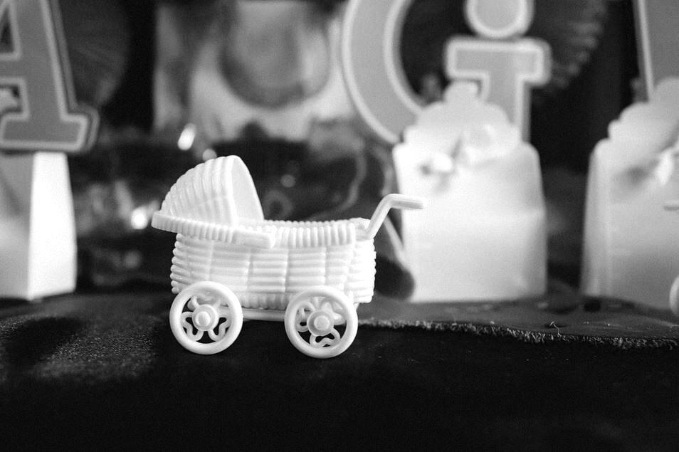 baby shower mortal en Estados Unidos