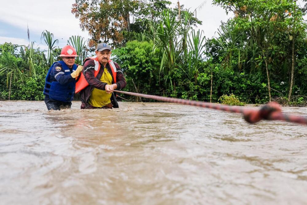 372244_Familias afectadas por el invierno // Foto: Alcaldía Villavicencio