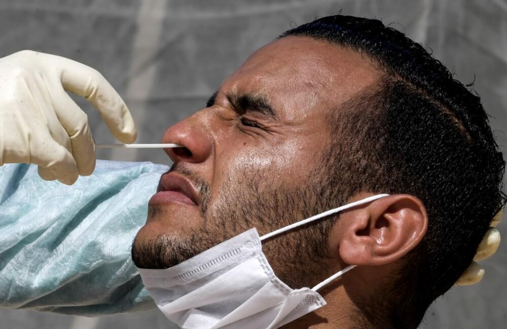 TUNISIA-HEALTH-VIRUS