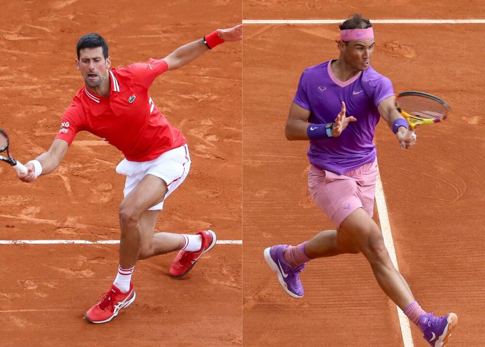 Djokovic  y Nadal_AFP.jpg