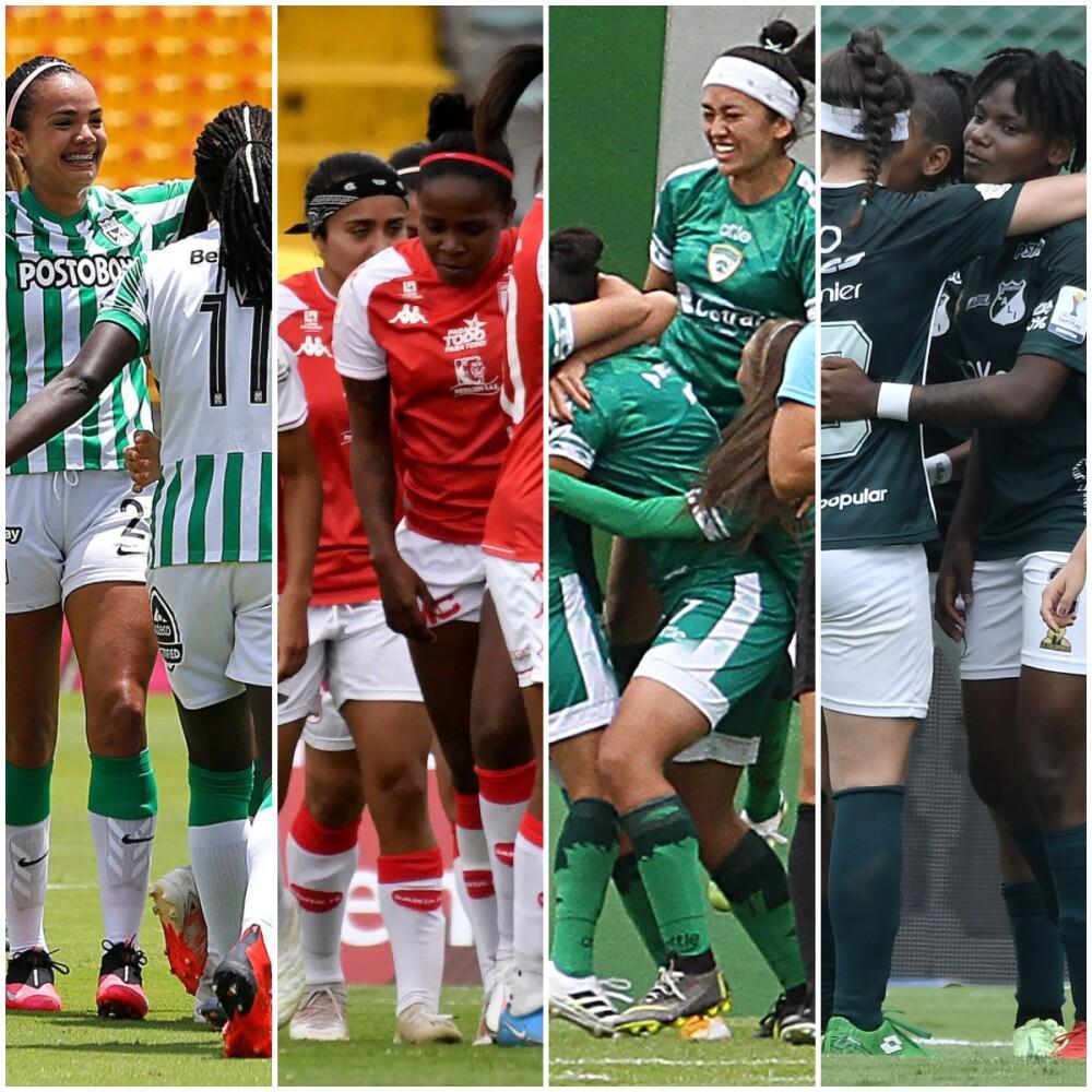 Semifinales de la Liga Femenina 2021. Foto Dimayor.jpg