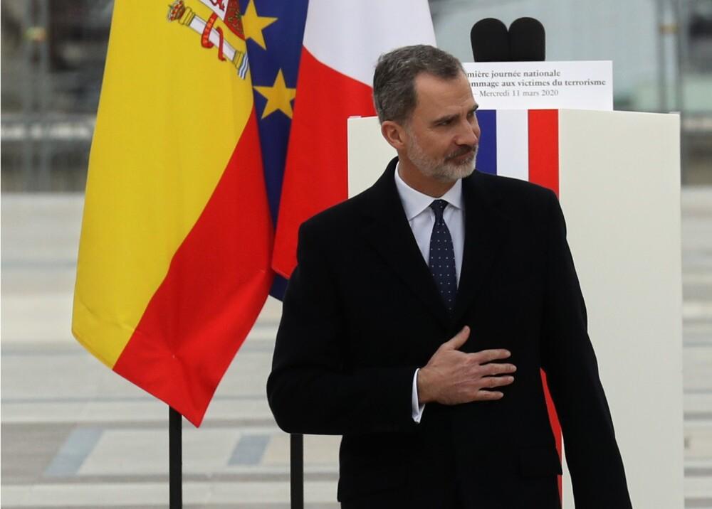 358003_Rey Felipe VI // Foto: AFP