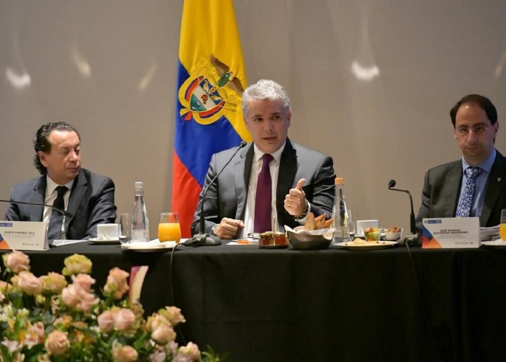 335939_Blu Radio // Ivan Duque // Foto: Presidencia de la República