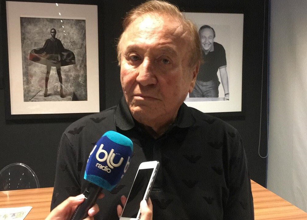 348282_BLU Radio. Exalcalde Rodolfo Hernández / Foto: BLU Radio