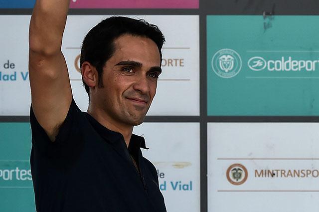 Alberto Contador habló de Egan Bernal y Miguel Ángel López.
