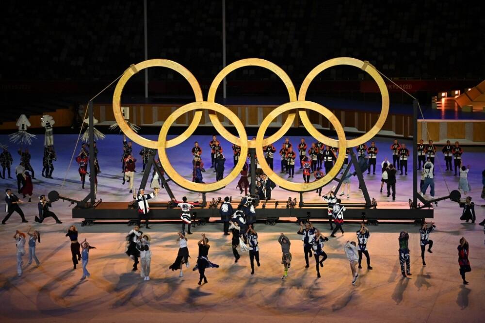 Así fue la inauguración de los Juegos Olímpicos de Tokio 2020.