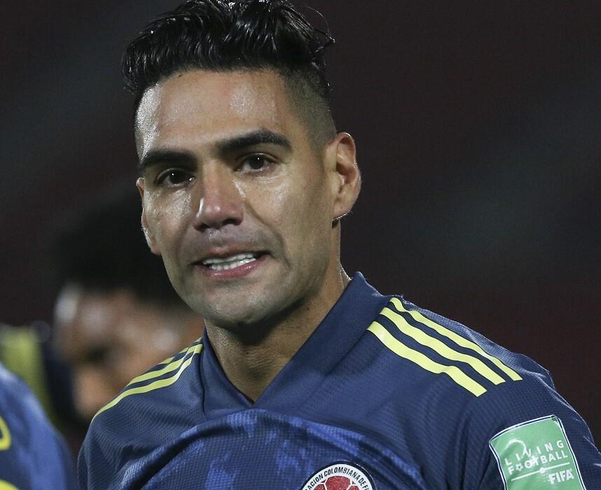 Falcao García. Foto: AFP