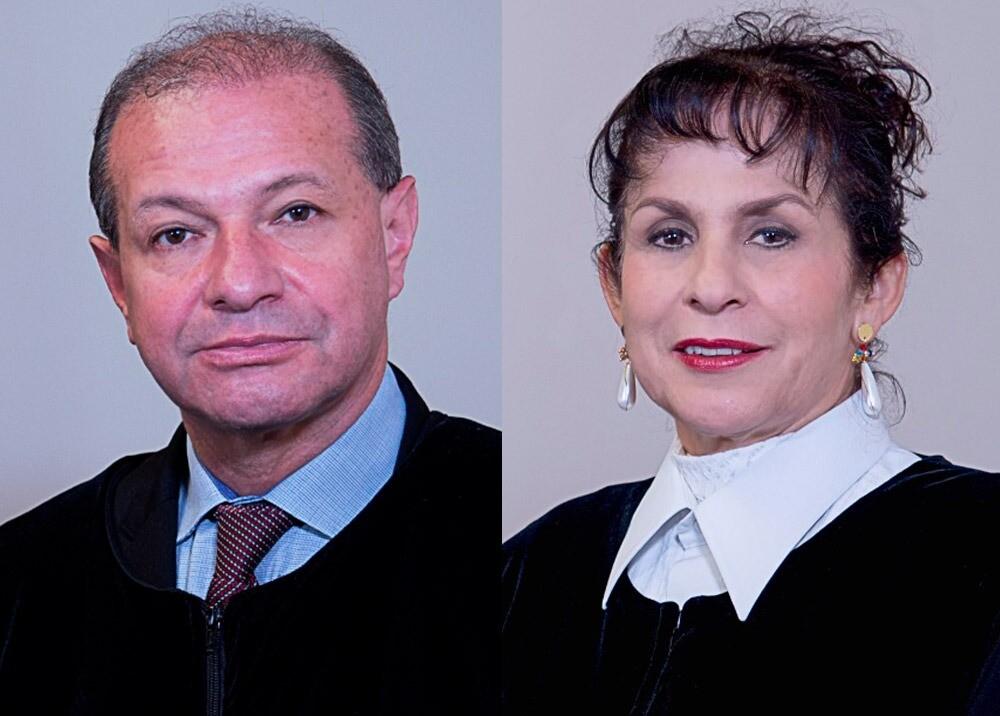 Pedro Sanabria y Julia Emma Garzón : Fotos: cortesía Rama Judicial.jpeg