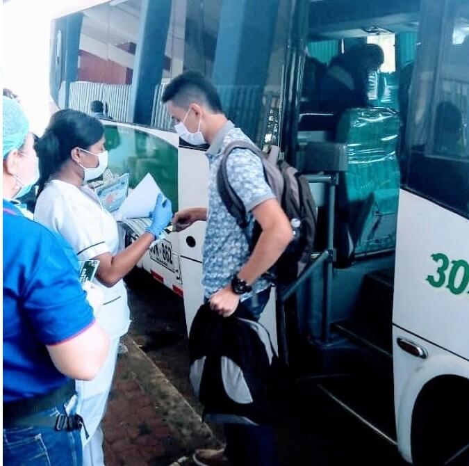 371968_BLU Radio // Viajes humanitarios // Foto: Terminal de Transportes de Barranquilla