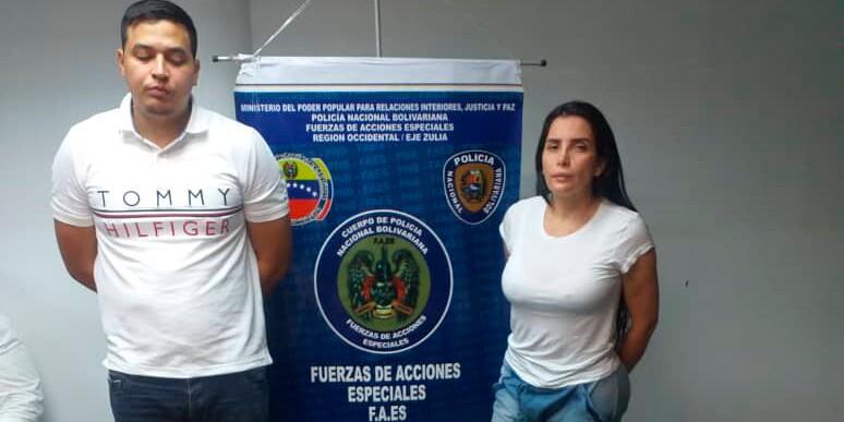 353838_BLU Radio// Recaptura de Aida Merlano en Venezuela. Foto: Cortesía