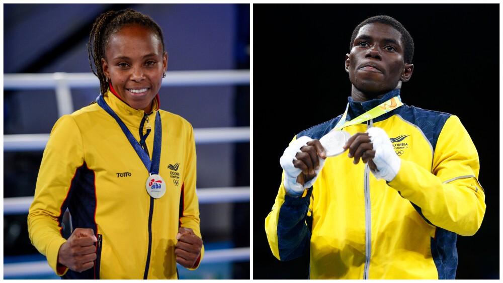 Equipo de boxeo olímpico de Colombia