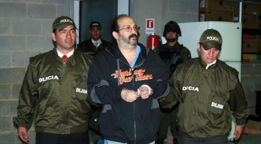 Rodrigo Tovar Pupo alias 'Jorge 40' / Foto: EFE