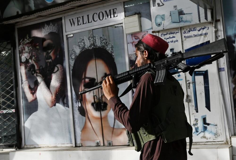 Talibanes imperan en Afganistán