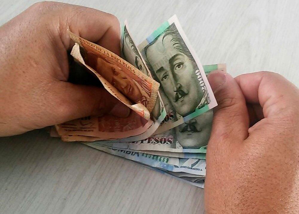 Dinero  Foto referencia: Defensoría