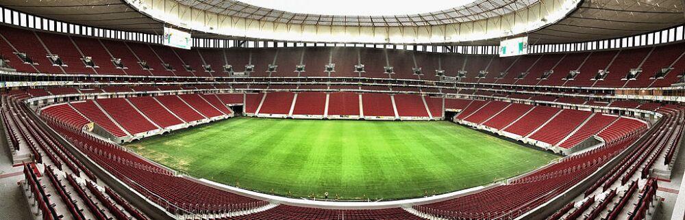 General Views of Brasilia - Venue for 2014 FIFA World Cup Brazil