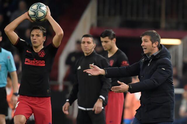332926_Santiago Arias, jugador colombiano en Atlético de Madrid
