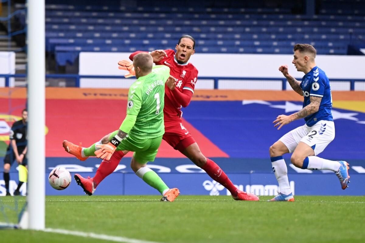Una estrella más que no jugará la Eurocopa: Virgil van Dijk informó que no  estará en el torneo