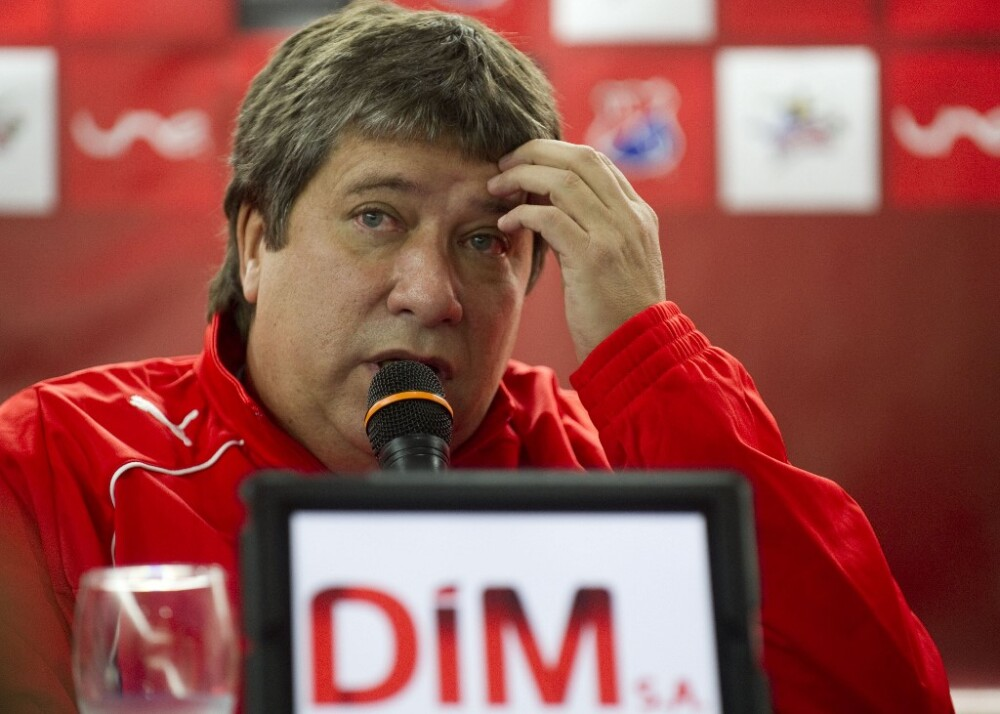 Bolillo Gómez DIM