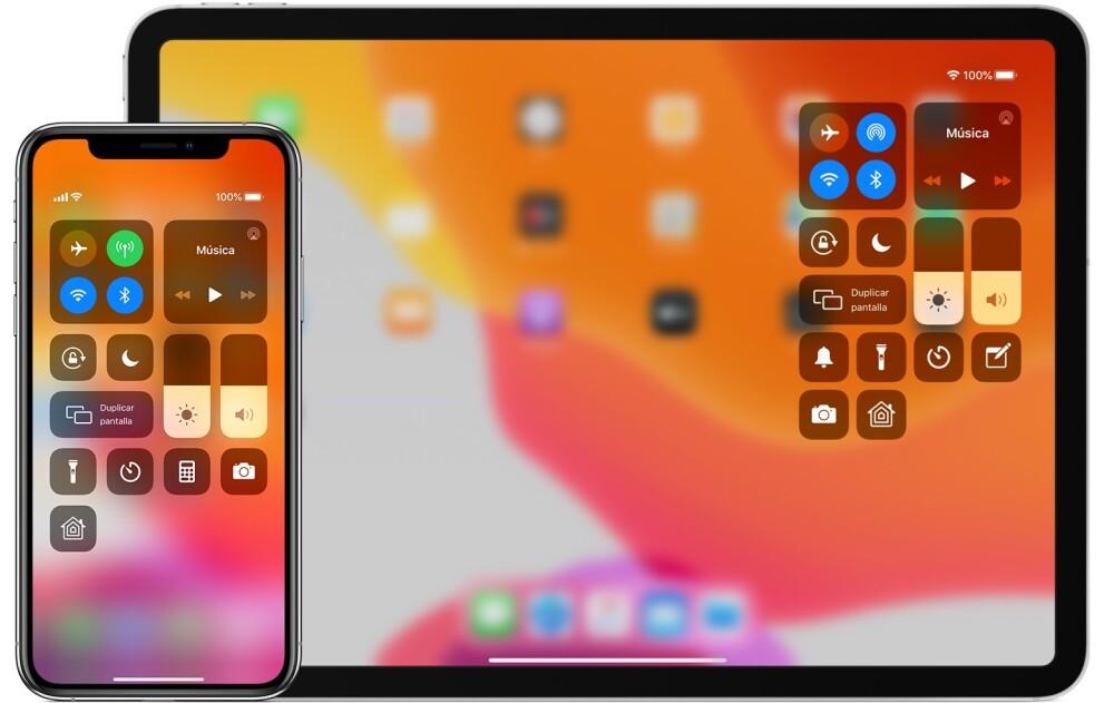 iPhone y iPad actualización