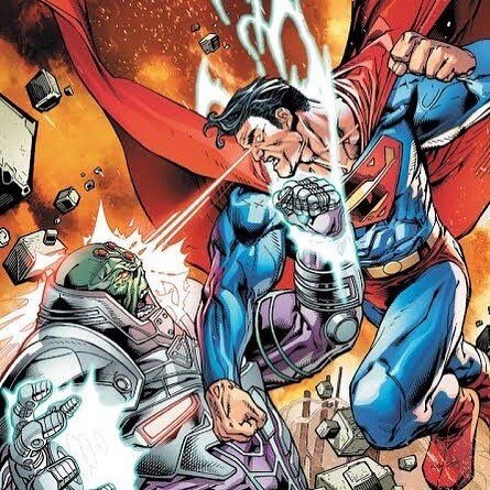 Warner Brothers piensa crear una nueva versión del hombre de acero.