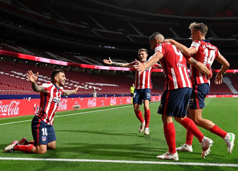 Atlético de Madrid AFP.