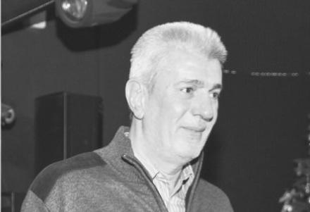 Milenko Savovic murió a los 61 años de COVID-19.