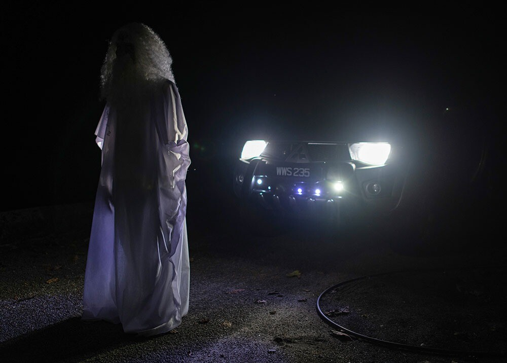 360744_Fantasma en Malasia / Foto: AFP