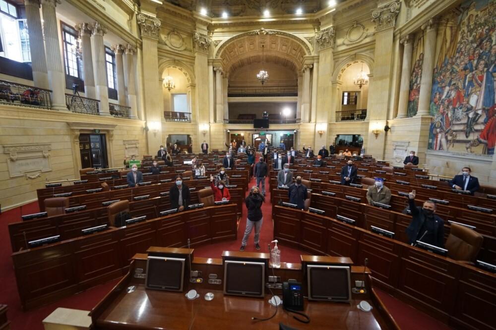 371663_Congreso de la República / Foto: Cámara de Representantes